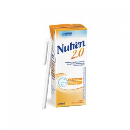 Nutrição Complementar - Nutren 2.0