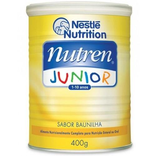 Nutrição Complementar - Nutren Júnior
