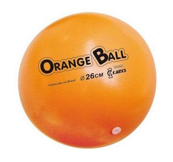 Bola para Exercícios Orange Ball