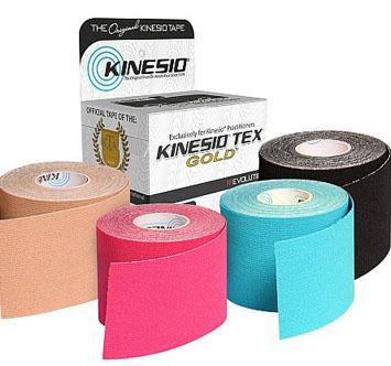 Bandagem elástica adesiva em rolo
