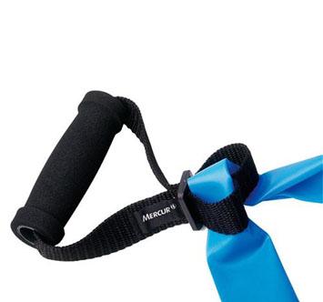 Puxador para faixa elástica