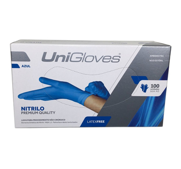 Nitrilo Blue Premium Quality